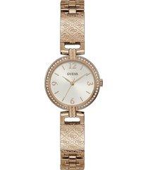 reloj guess mini luxe/gw0112l3