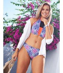 hawaii diamond underwire high neck bikini top b-gg cup