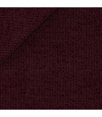 abito da uomo su misura, redaelli, velluto costa stretta strech bordeaux, autunno inverno | lanieri