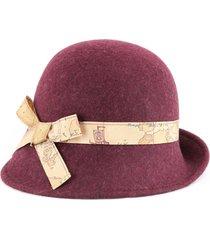 cappello alviero martini 1a classe hats h240 1720 310 rosso