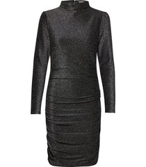dina dress jurk knielengte zilver twist & tango