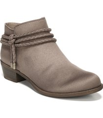 lifestride andrea booties women's shoes