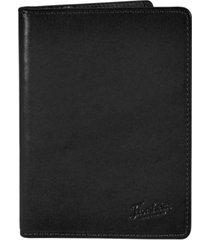 florsheim leather passport case