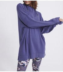superdry women's studio oversized hoodie