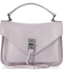 rebecca minkoff designer handbags, nubuck leather mini darren messenger bag