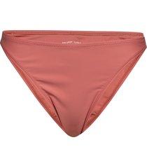 shiny high cut brief bikinitrosa rosa filippa k soft sport