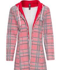 blazer in maglina (rosso) - rainbow