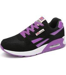 caminar de entrenador zapatos de plataforma mujer zapatillas de deporte