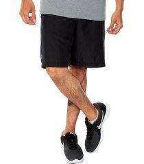 pantaloneta negro under armour