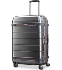 "hartmann century 26"" medium-journey hardside expandable spinner suitcase"