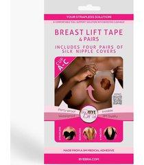bye bra breast lift tape a-c- (3 paar), bruin
