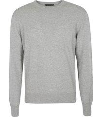 ermenegildo zegna premium cashmere crewneck sweater