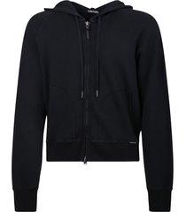 tom ford zipped sweatshirt