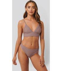 na-kd swimwear bikiniunderdel - purple