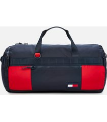 tommy hilfiger men's convertible duffle bag - corporate