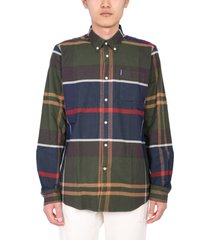 barbour tailored fit shirt