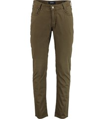 gardeur broek 5-pocket slim fit sandro 411591/17