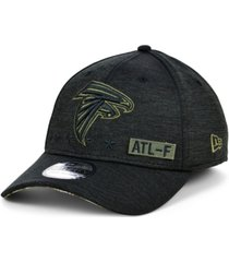 new era atlanta falcons 2020 on-field salute to service 39thirty cap