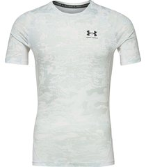 ua hg armour camo comp ss t-shirts short-sleeved vit under armour
