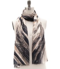 inc brush strokes pashmina scarf, created for macy's