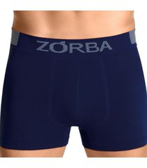 cueca boxer zorba seamless extreme 836 - t. p/gg marinho