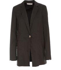 liviana conti long jacket poplin