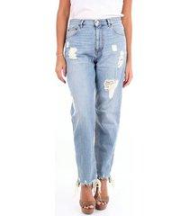 boyfriend jeans grifoni gd2420697