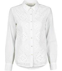 overhemd cream kallie shirt