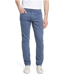 men's mavi jeans marcus slim straight leg jeans, size 40 x 34 - blue