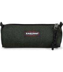 eastpak benchmark ek372 case unisex adult and guys green
