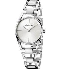 reloj calvin klein para mujer - dainty  k7l23146