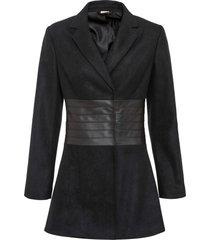 cappotto in misto lana (nero) - bodyflirt boutique