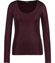ibana top 301930066 cherry purple rood