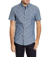 men's bonobos slim fit short sleeve button-down shirt