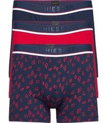 shorts boxerkalsonger röd schiesser