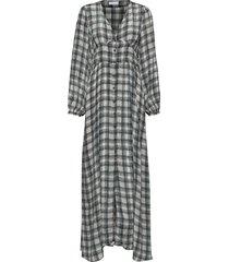 2nd collie lodge jurk knielengte multi/patroon 2ndday