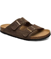 suede sandal shoes summer shoes sandals brun lindbergh
