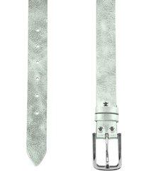skärp dress in silverfärgad