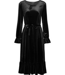 dress dresses cocktail dresses svart ilse jacobsen