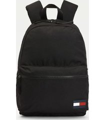tommy hilfiger men's recycled classic backpack black -
