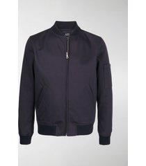 a.p.c. gregoire blouson jacket