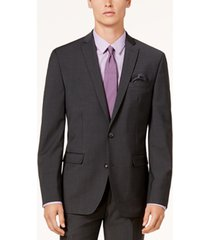 bar iii men's slim-fit active stretch wool suit jacket, created for macy's