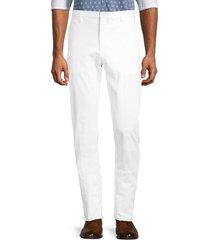 men's zanella noah sport pants - white - size 32