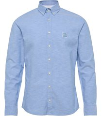 mabsoot skjorta casual blå boss