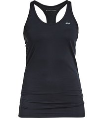 röhnisch long tank top noos 040302 zwart