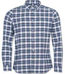 barbour highland check 42 shirt / barbour highland check 42 shirt, white, xx large