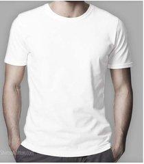 shirtsofcotton t-shirt wit 100% organisch katoen ronde hals 2-pack