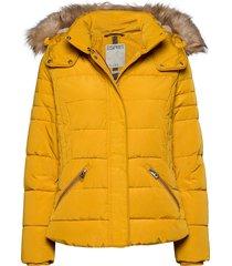 jackets outdoor woven fodrad jacka gul esprit casual