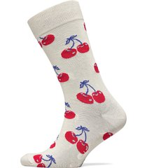 cherry sock underwear socks regular socks vit happy socks