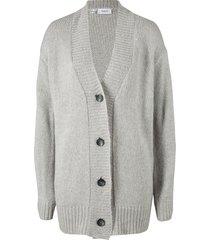 cardigan oversize (grigio) - bpc bonprix collection